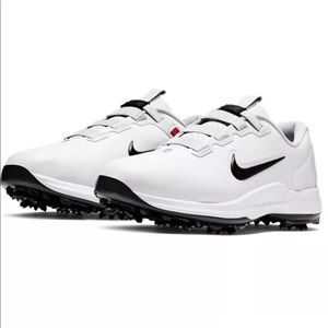 Nike Tiger Woods 71 Fastfit Golf Shoes White